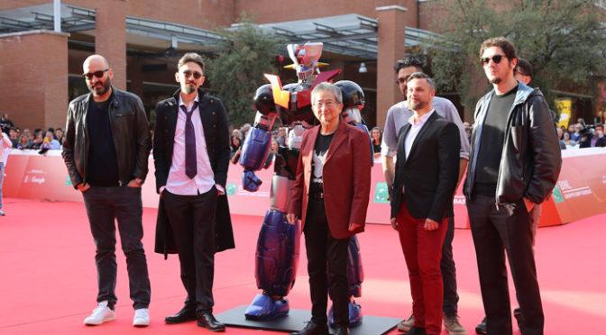 『劇場版 マジンガーZ /INFINITY』ローマ国際映画祭でワールドプレミア