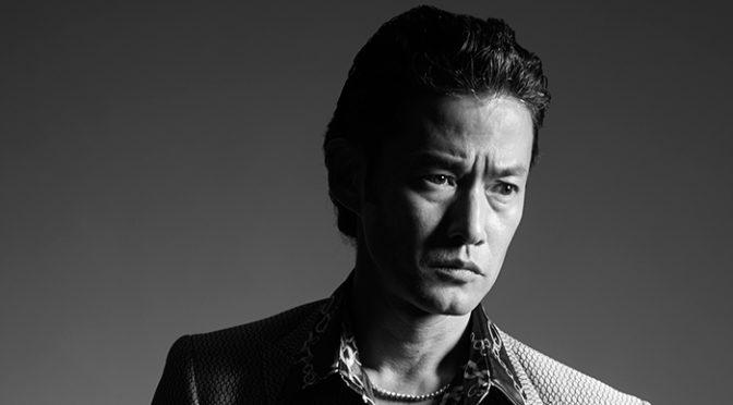 """""""竹野内豊史上初"""" 観たい!? 映画『孤狼の血』コメント到着"""