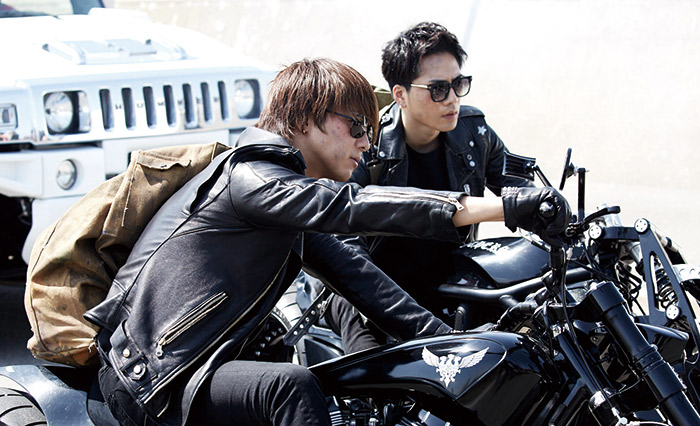 『HiGH&LOW THE MOVIE 3 / FINAL MISSION』 場面写真が6枚解禁