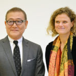 ベルギー王国大使館で記者会見!映画『KOKORO』ダルカンタラ監督&國村隼登壇