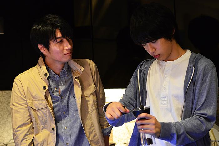 渡邉剣と天野浩成 想いを育ててゆく「花は咲くか」ポスター解禁&他キャストも発表!