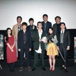 壇蜜にメロメロな若手俳優たち『BRAVE STORM ブレイブストーム』舞台挨拶
