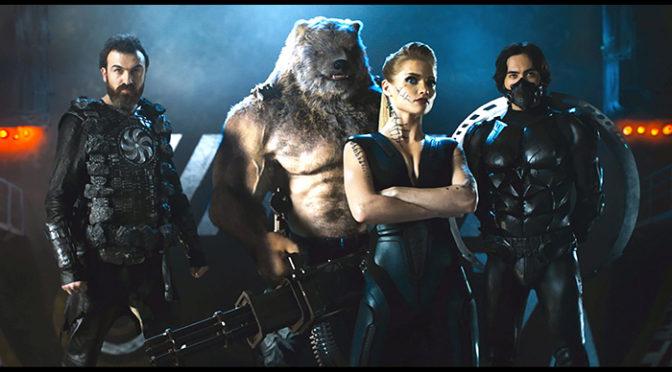 ロシア発のスーパーヒーロー映画『ガーディアンズ』日本版予告が完成