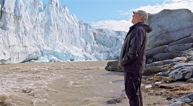 氷河融解映像が到着!『不都合な真実2:放置された地球』たまには地球の事考えてみては・・