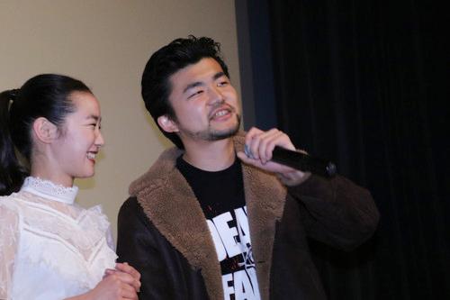 小林勇貴監督『全員死刑』初日