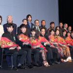 長澤まさみ、満島ひかり、池松壮亮、間宮祥太朗、土屋太鳳・・・豪華な受賞者が登場第9回TAMA映画賞授賞式
