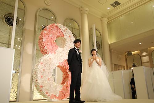 佐藤健・土屋太鳳『8年越しの花嫁 奇跡の実話』ウェディングスタイルイベント