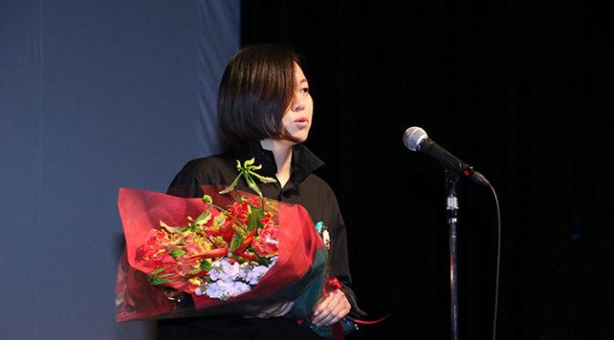 『PARKS パークス』が第9回TAMA映画賞にて瀬田なつき監督が最優秀新進監督賞受賞!