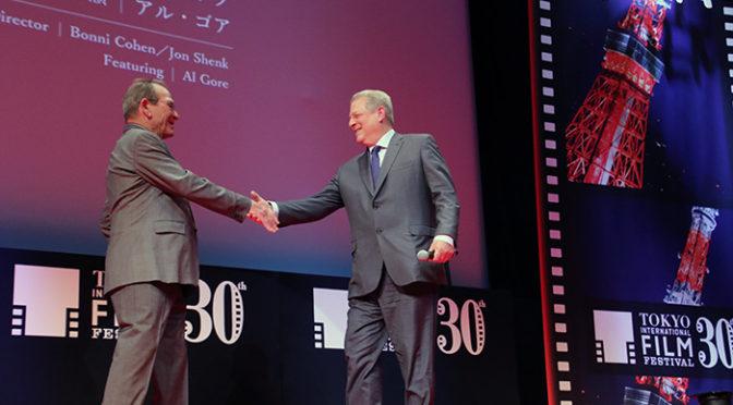 アル・ゴア アメリカ元副大統領登壇!『不都合な真実2:放置された地球』クロージングセレモニー