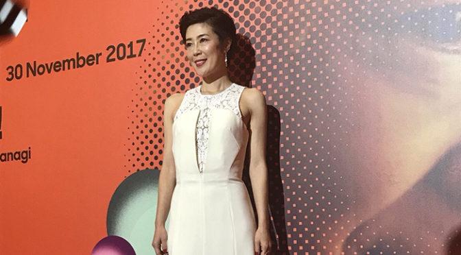 寺島しのぶ主演「Oh Lucy!」が、第28回シンガポール国際映画祭で上映!
