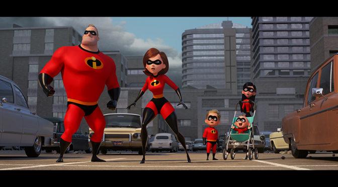 あのスーパー家族が帰ってくる!「インクレディブル・ファミリー」特報到着!