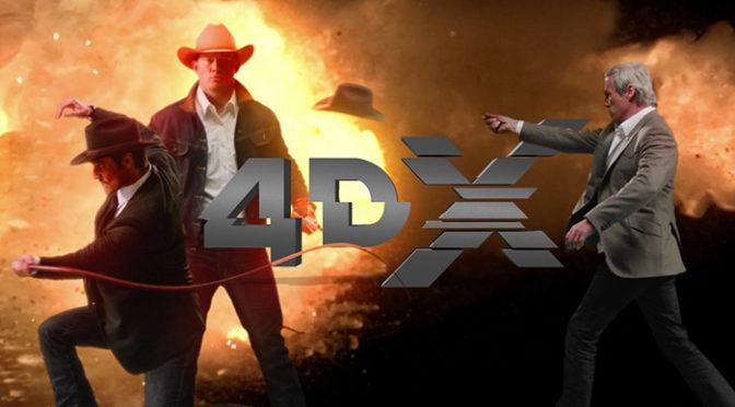 4DX版も上映決定!『キングスマン:ゴールデン・サークル』