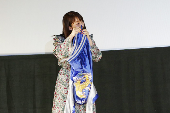 中島健人、知念侑李の大阪弁の胸キュンフレーズは!?「みせコド」大阪舞台挨拶