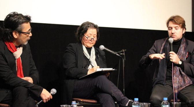 広島国際映画祭:諏訪敦彦監督×アルベルト・セラ監督トークイベント
