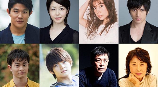 鈴木亮平ら実力派俳優陣が集結!『羊と鋼の森』追加キャスト8名発表!