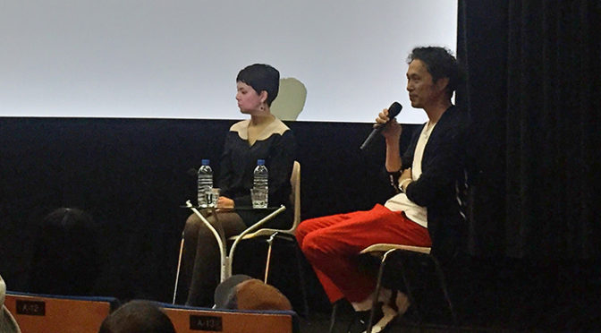 河東梨香x鈴木マサル『希望のかなた』トークイベント