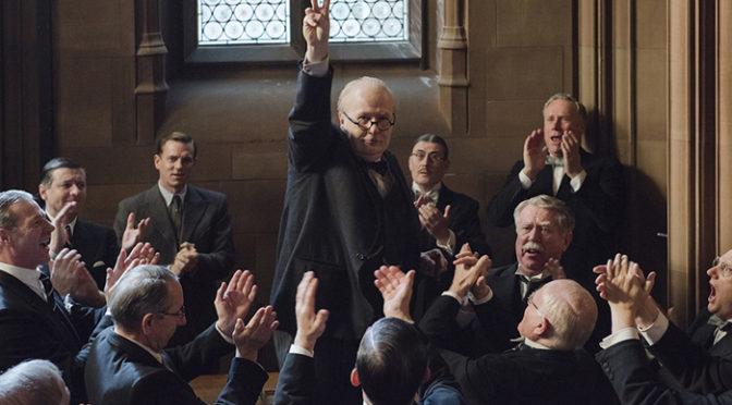 第71回英国アカデミー賞にて『ウィンストン・チャーチル』作品賞含む9部門にノミネート