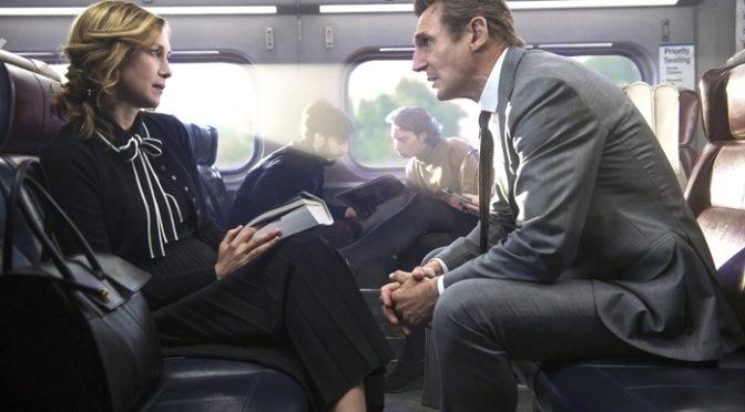 至極のサスペンス『トレイン・ミッション』邦題&公開日決定