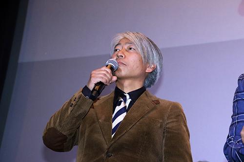 塚本連平監督『レオン』完成披露試写会