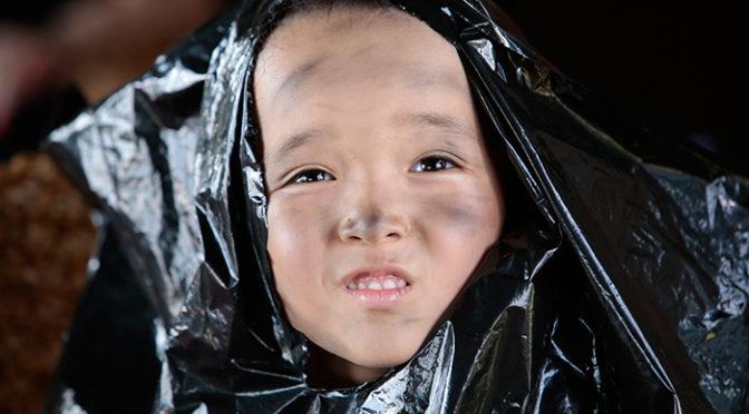 『巫女っちゃけん。』映画初挑戦子役の山口太幹の新場面写真が解禁です!