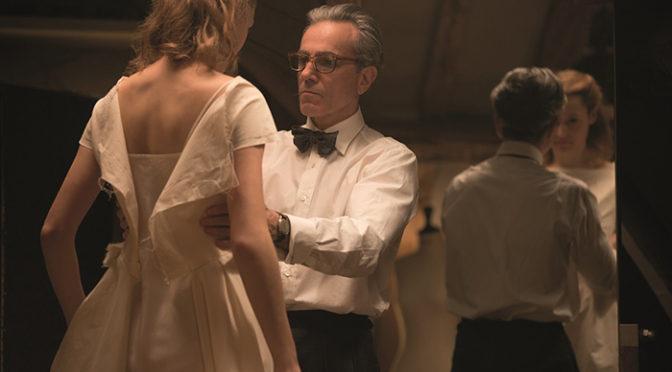 『ファントム・スレッド』が「第90回アカデミー賞®」にて衣装デザイン賞(マーク・ブリッジス)を受賞