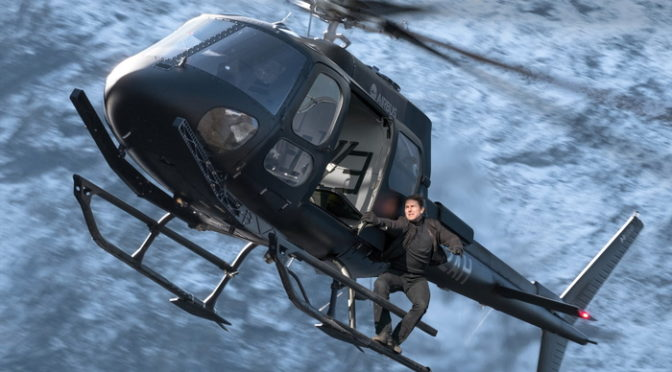 MI6邦題が『ミッション:インポッシブル/フォールアウト』に!そして8月3日公開決定!