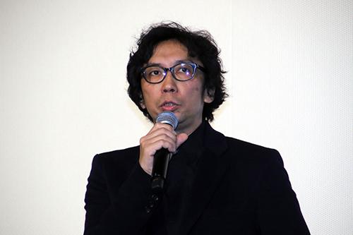行定勲監督「リバーズ・エッジ」公開記念舞台挨拶