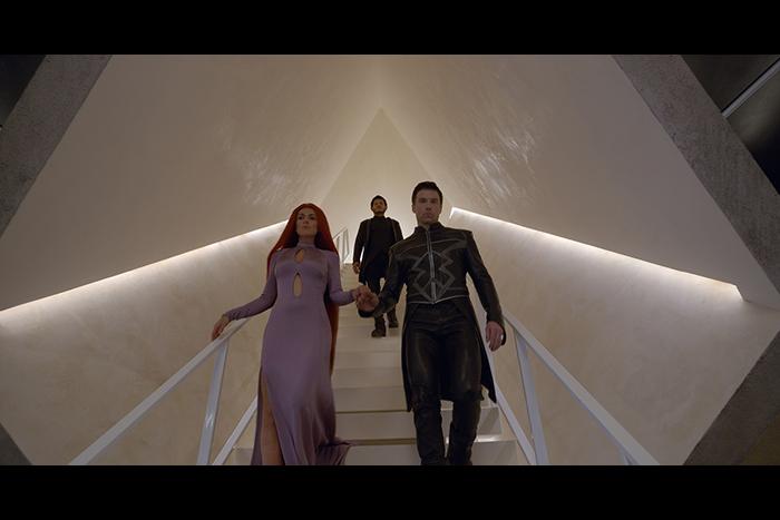 『マーベル インヒューマンズ』IMAX先行上映と予告編が到着