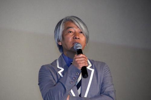 塚本連平監督『レオン』初日