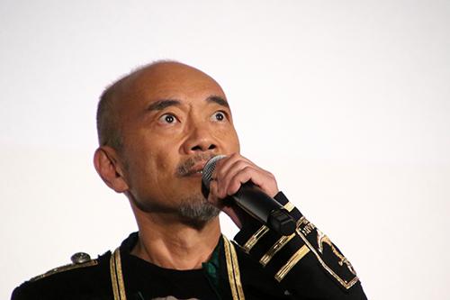 竹中直人『レオン』初日