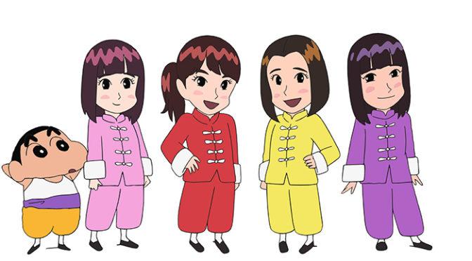 ももいろクローバーZが歌う話題の『クレヨンしんちゃん』映画主題歌、今夜、初放送!