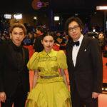 二階堂ふみ、吉沢亮 第68回ベルリン国際映画祭レッドカーペット!『リバーズ・エッジ』
