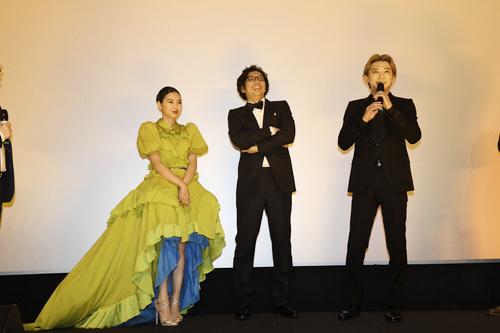 二階堂ふみ 第68回ベルリン国際映画祭レッドカーペット『リバーズ・エッジ』