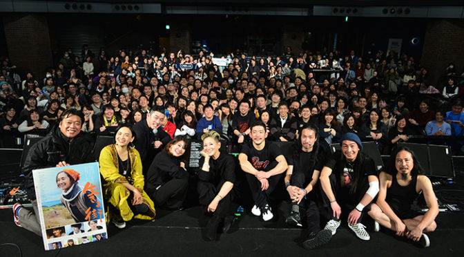 夏木マリ、BRAHMAN、榊いずみがセッション「生きる街」公開記念イベント