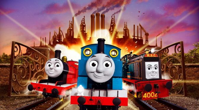 最新作『映画 きかんしゃトーマス とびだせ!友情の大冒険』公開記念!トーマス商品をプレゼント