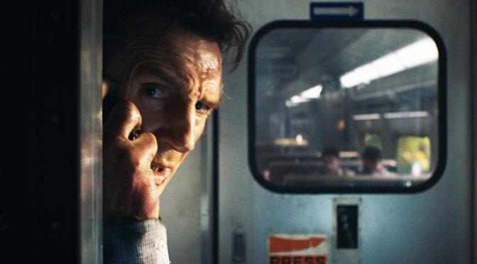 リーアム・ニーソン『トレイン・ミッション』公開に併せ劇中シーンの一部が解禁!