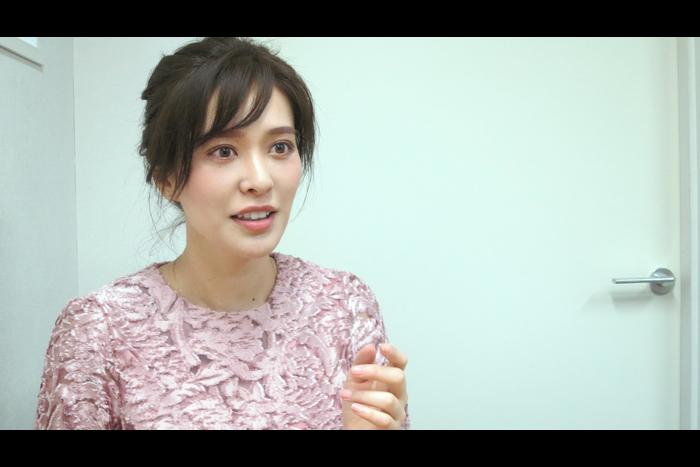 主人公の葉子役の平塚千瑛インタビュー到着!映画『私は絶対許さない』