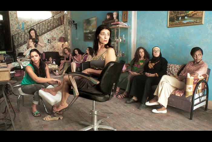 戦争中であっても、彼女たちは常に人生を選択している!映画『ガザの美容室』全国鑑賞券発売