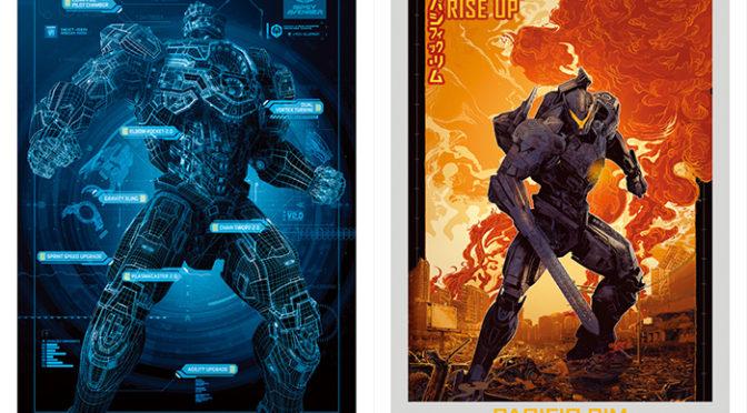 『パシフィック・リム:アップライジング』IMAX、4DXオリジナルカードが入場者プレゼントに!
