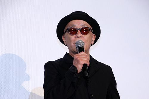廣木隆一監督 『ママレード・ボーイ』公開記念舞台挨拶