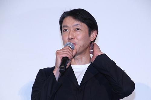 筒井道隆『ママレード・ボーイ』公開記念舞台挨拶