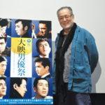 仲代達矢「大映男優祭」で往年の映画界を大いに語る!