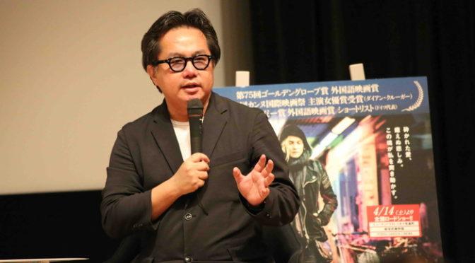 映画『女は二度決断する』 松崎健夫熱弁をふるう!