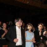 映画『未来のミライ』カンヌで2度目の上映!細田守、6分間のスタンディングオベーションに感涙!