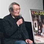 お爺さんは池袋へ、お婆さんは名古屋へ『モリのいる場所』大ヒット御礼舞台挨拶 山﨑努・ 樹木希林宣伝中!
