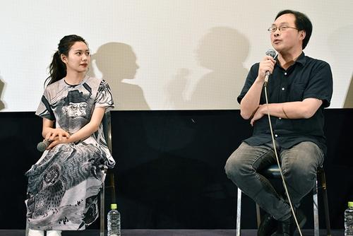 『ほとりの朔子』『海を駆ける』二階堂ふみ、深田晃司監督