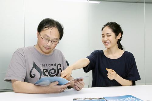 『海を駆ける』深田監督×阿部純子インタビュー