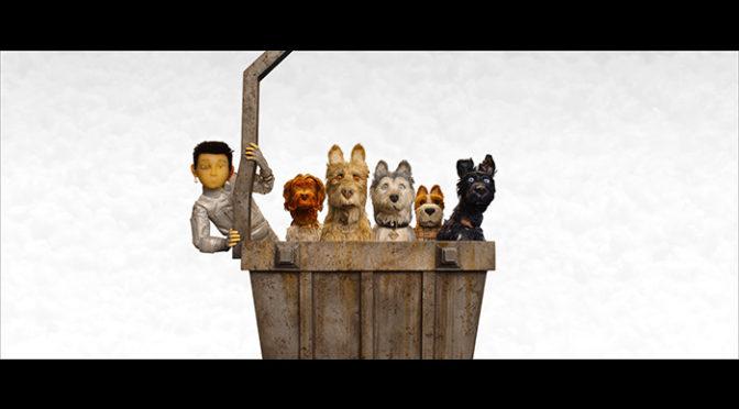 映画『犬ヶ島』 犬たちがユニークで愛くるしすぎる!本編映像到着!