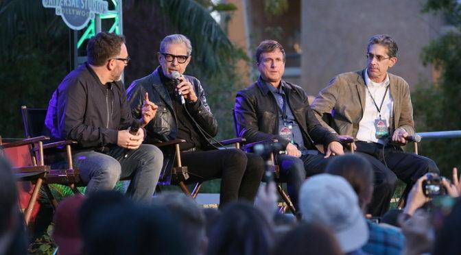 「ジュラシック・パーク 25周年セレブレーション」inハリウッド!