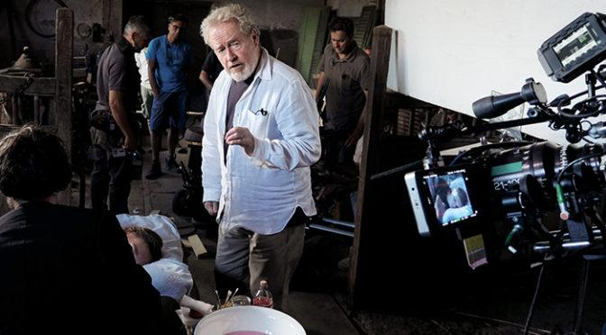 『ゲティ家の身代金』お蔵入り救ったリドリー・スコット監督オフィシャルインタビュー